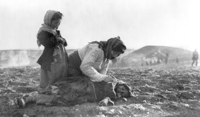 The Jihad Genocide Of Armenians
