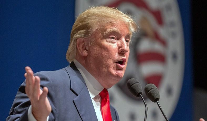 Trump Accuses Walker of Plagiarism