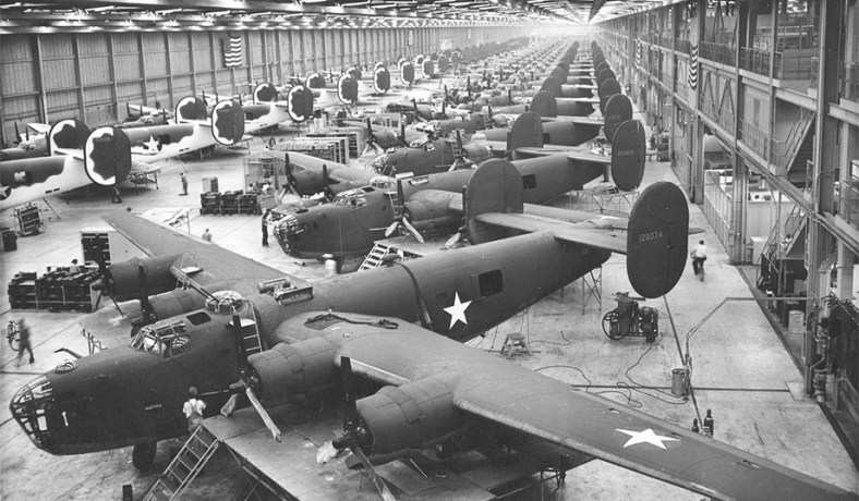 Why America Was Indispensable To The Allies Winning World