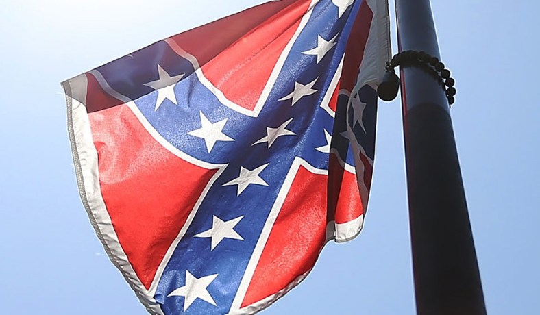 The Democrats Created And Own Confederate Flag