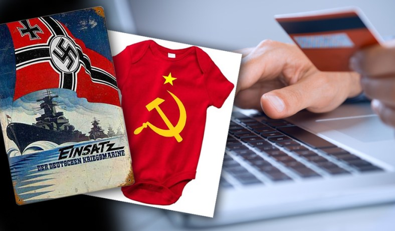 d4c06e60b Amazon and eBay: No More Confederate Flags, but Nazis and Mao Are Fine