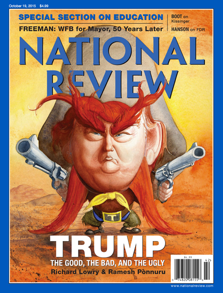 Image result for national review cover
