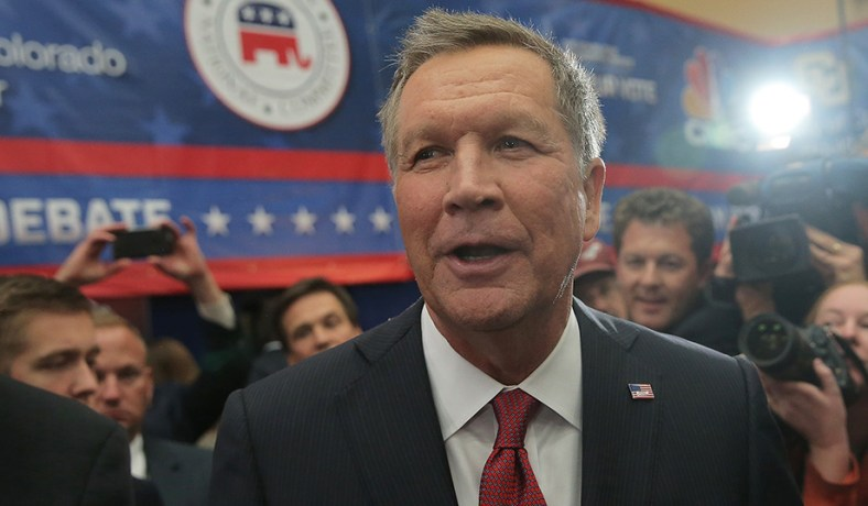 John Kasich Praises CNBC | [site:name] | National Review