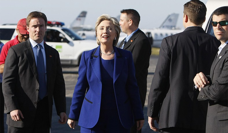 Hillary Clinton -- Secret Service's Bane | [site:name] | National Review