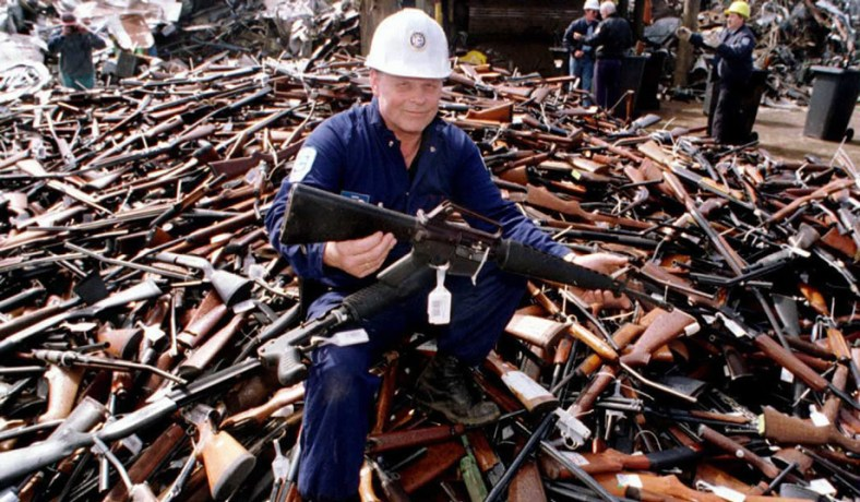 Australia S 1996 Gun Confiscation Didn T Work National Review