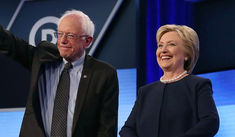 Hillary Clinton Bernie Sanders Not Qualified For The Presidency