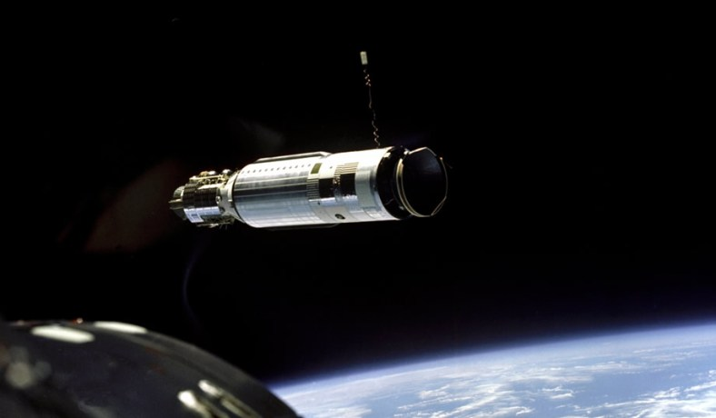 Gemini Space Program >> Gemini 8 The Forgotten Mission That Almost Ended The Space Program