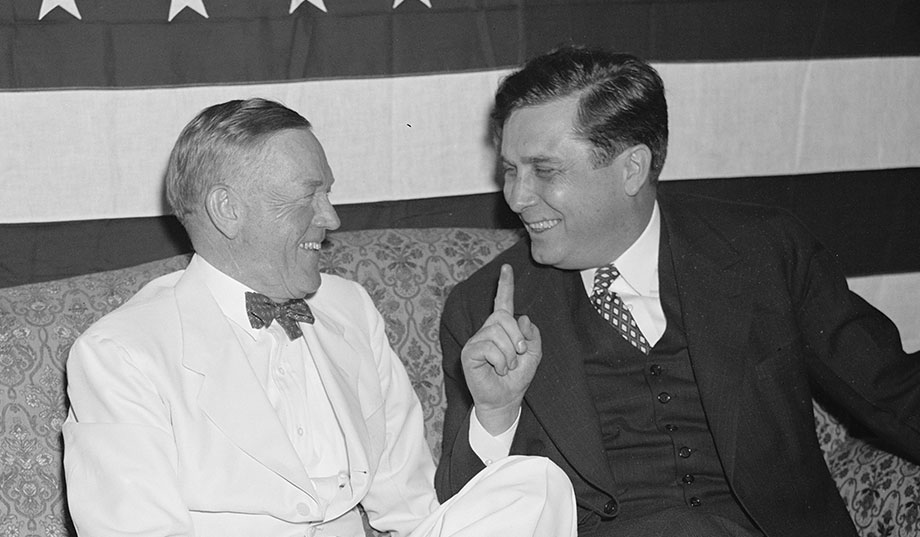 1940 GOP Convention -- Party Establishments Used to Matter | National Review