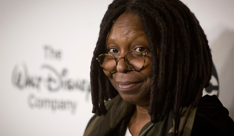 The Views Whoopi Goldberg Blonde Hair Weaves Are Cultural