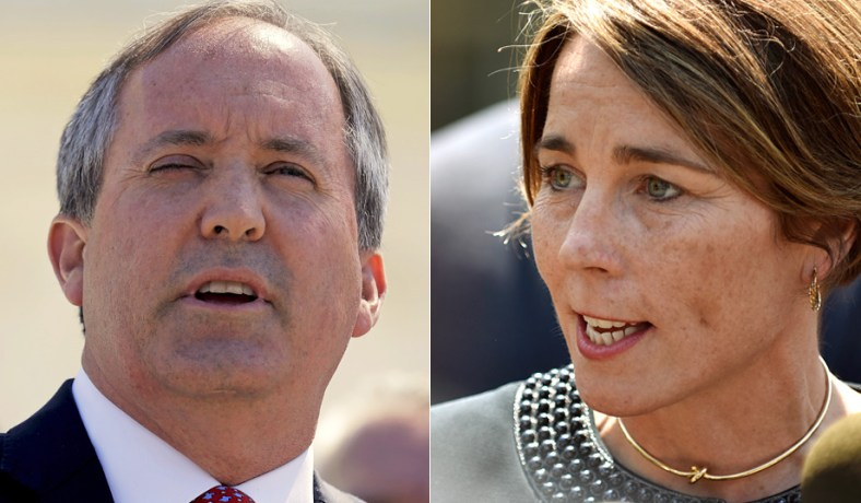 Climate Change -- Ken Paxton & Mara Healey's ExxonMobil Subpoenas