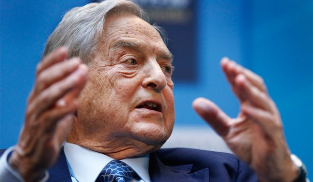 The Truth about George Soros Is Damning Enough