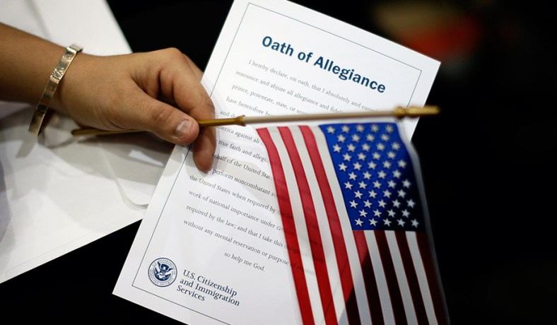Immigration Reform -- Path to Legal Status Is the Answer