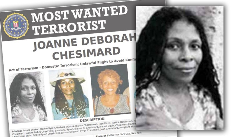 Joanne Chesimard / Assata Shakur: Either Way She's a Vicious