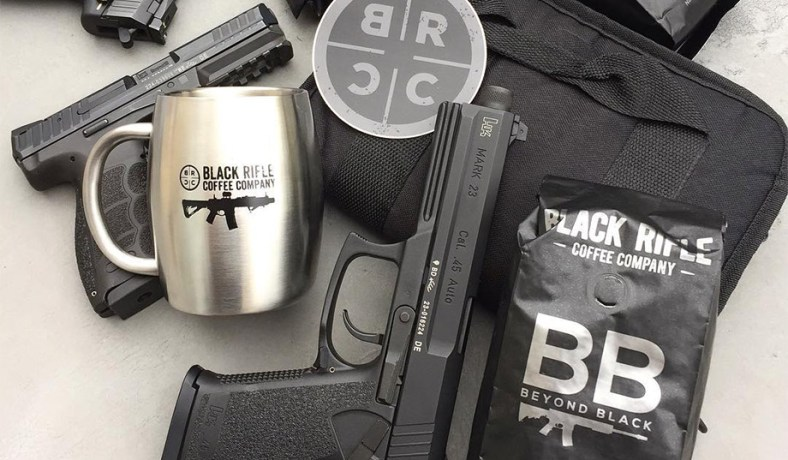 Black Rifle Coffee — the Taste of Freedom