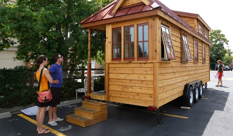 In 2020, the Tiny-house Movement Went Boom