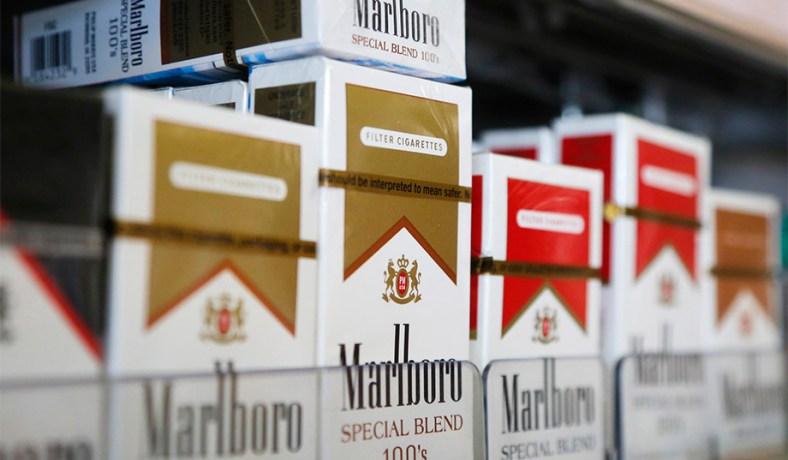 Cigarette Tax -- Bill de Blasio's New York City Smoking Tax