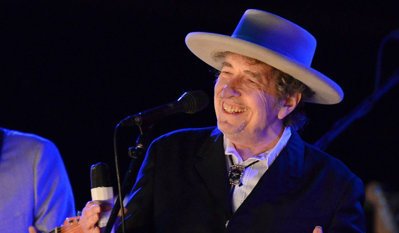 Bob Dylan's Nobel Speech Plagiarism: Part of His Art