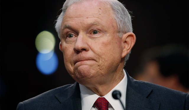 Jeff Sessions Is Running for His Former Senate Seat