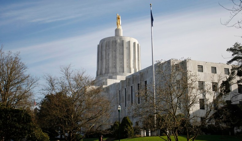 Oregon's Republican Lawmakers Disappear Prior to Climate