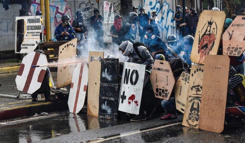 The Agony of Venezuela