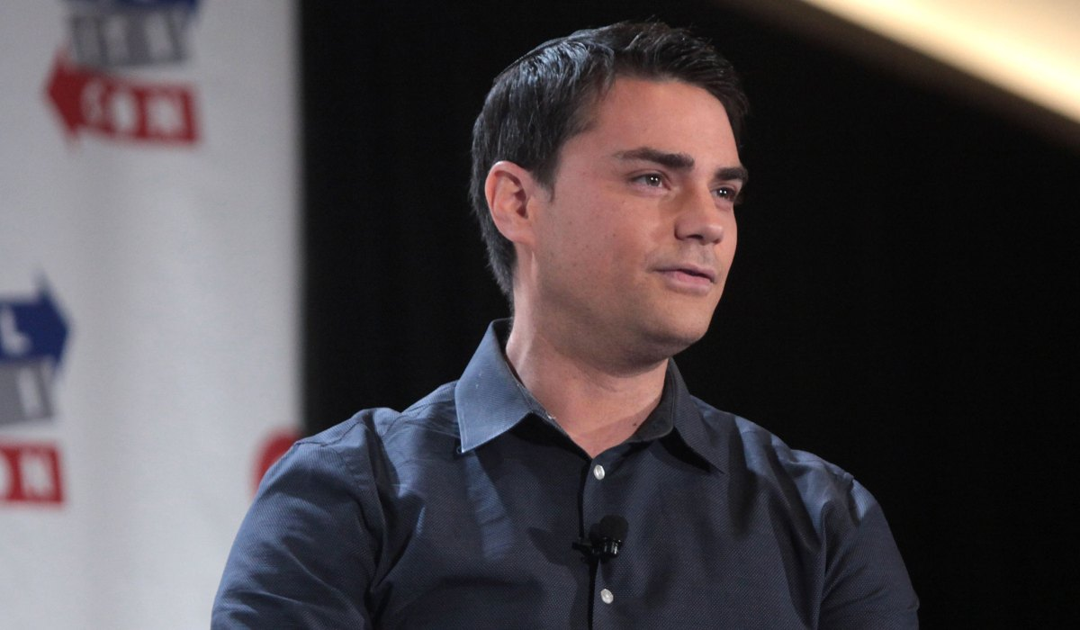 photo image Threatening Flyers Fail to Derail Ben Shapiro Campus Event