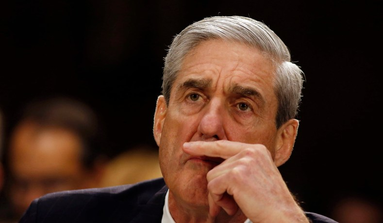 Mueller Scorches the Earth