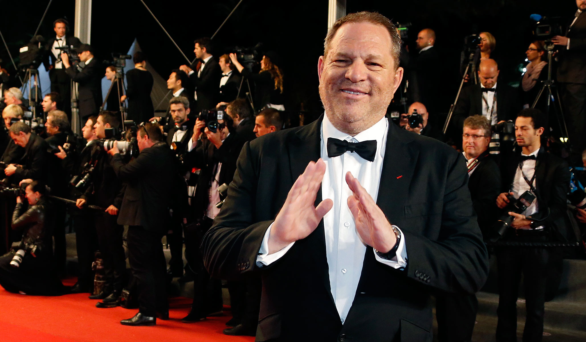 Cannes Film Festival has not been without a loud sex scandal