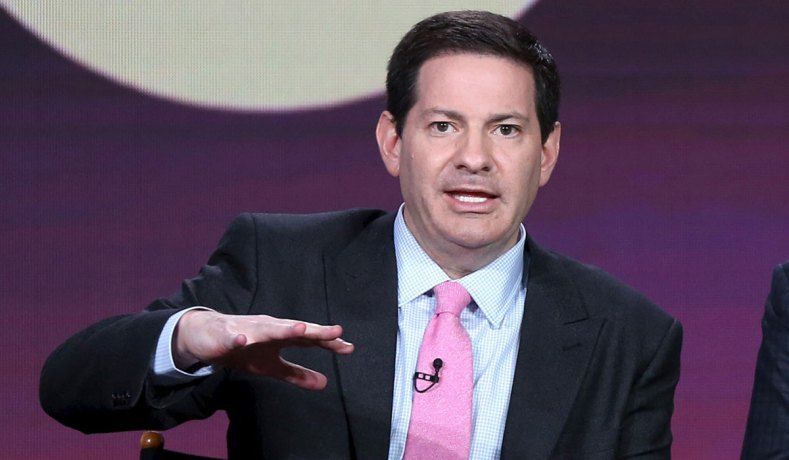 Apparently, Everyone Just Forgot about the Allegations against Mark Halperin