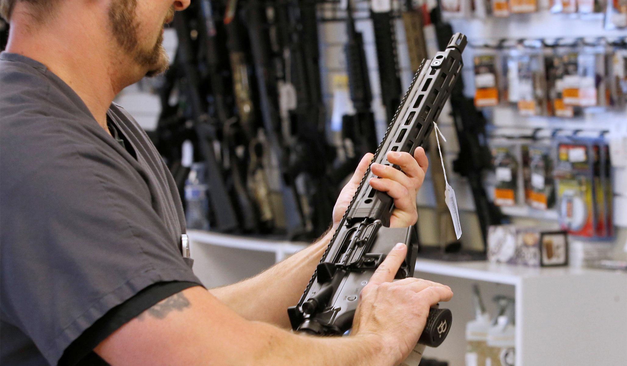 Colt Suspends Production of AR-15s for Civilians