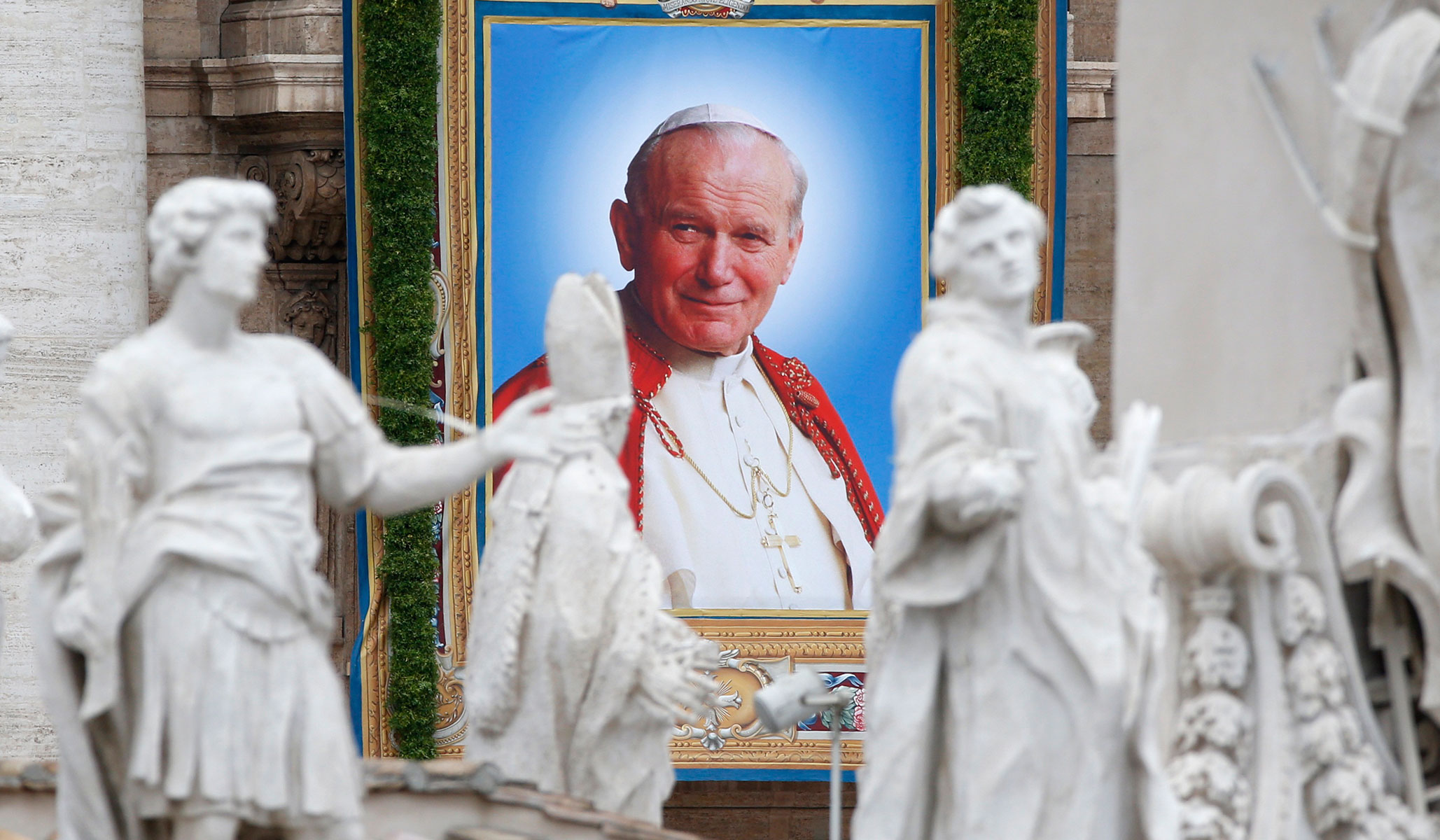 Joe Biden Needs Schooling in the Thought of John Paul II thumbnail