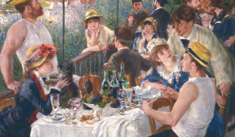 Was Renoir Anti-Semitic?