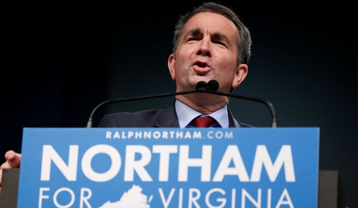 Flashback Northam Campaign Insinuates Gillespie Gop Are