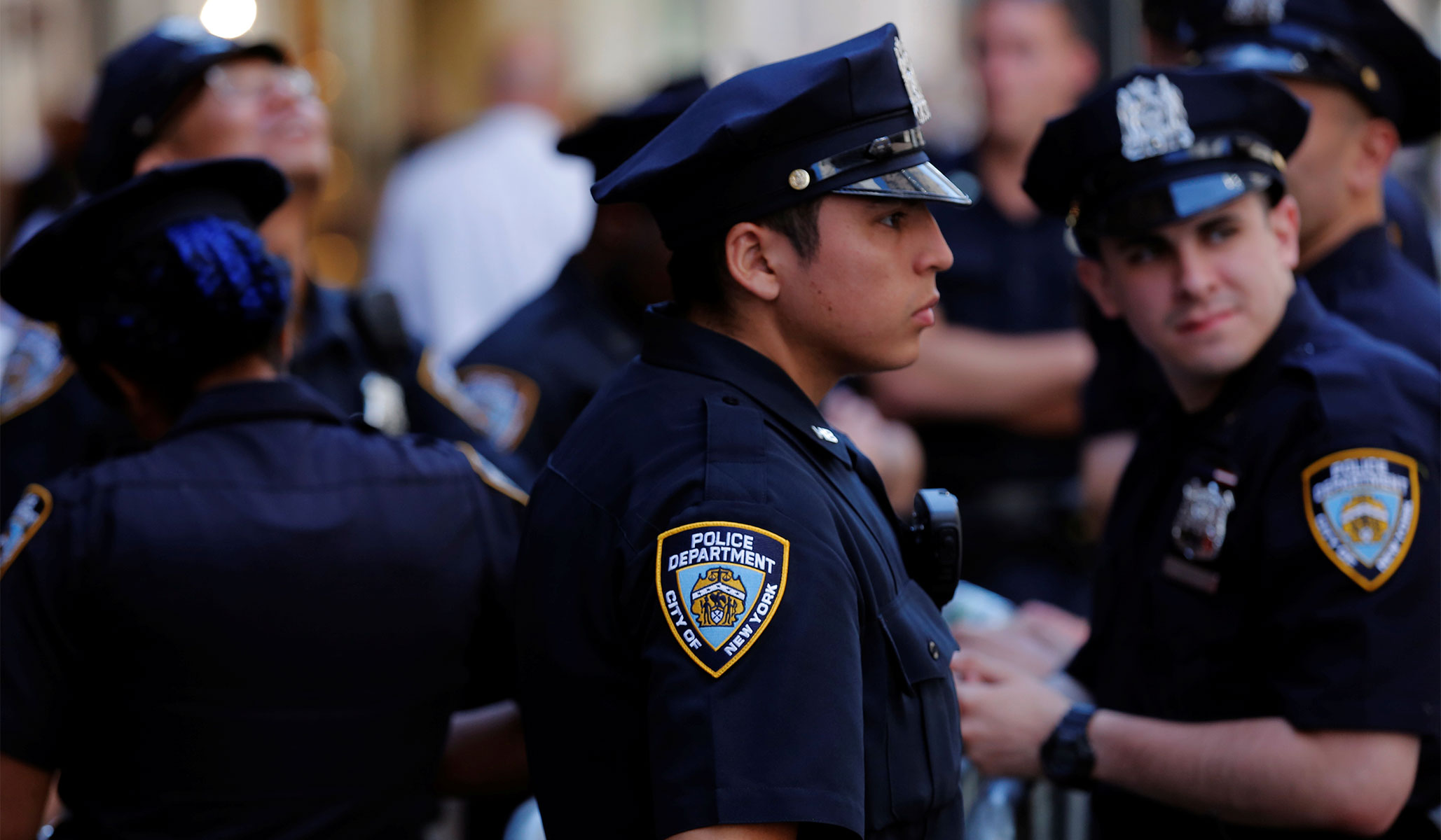 New York City Homicide Rate Drop Lessons for Proactive