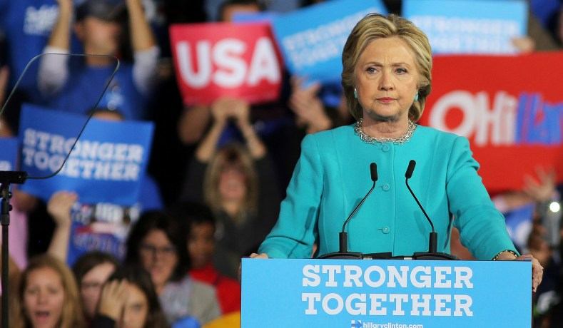 Hillary's 'Sure' Victory Explains Most Everything