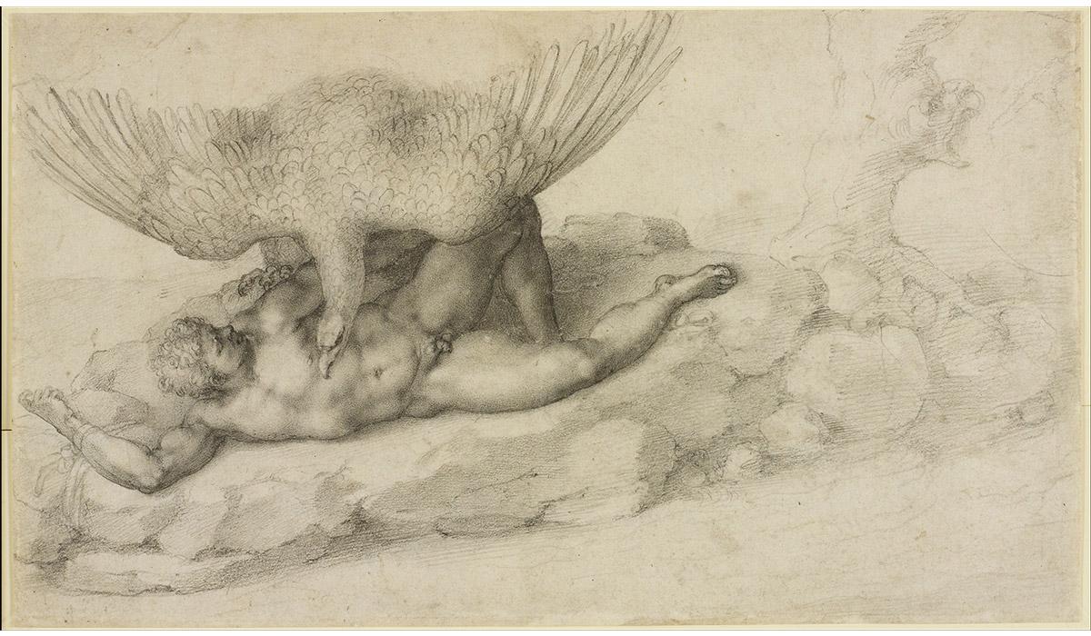 Michelangelo Art Sketch