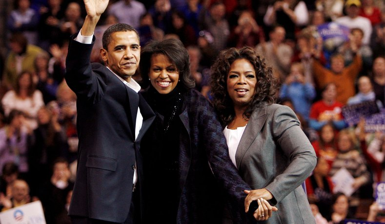 243b5350b15 Oprah Winfrey Golden Globes Speech -- Oprah 2020
