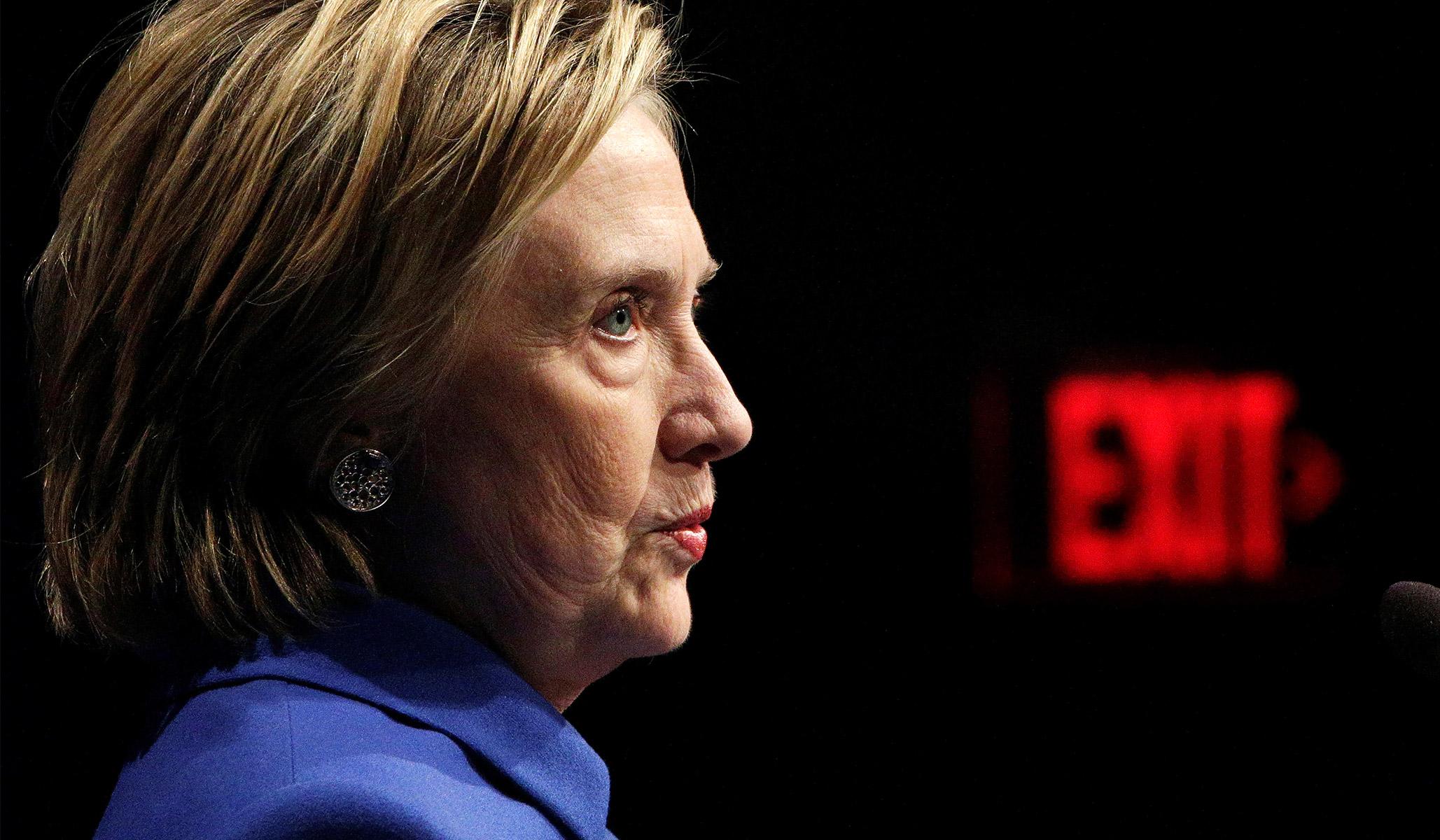Burns Strider & Hillary Clinton Show Democrats' #MeToo ...