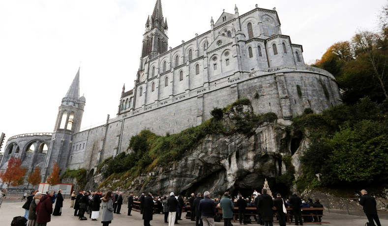 Willam F  Buckley Jr  on His Pilgrimage to Lourdes | National Review