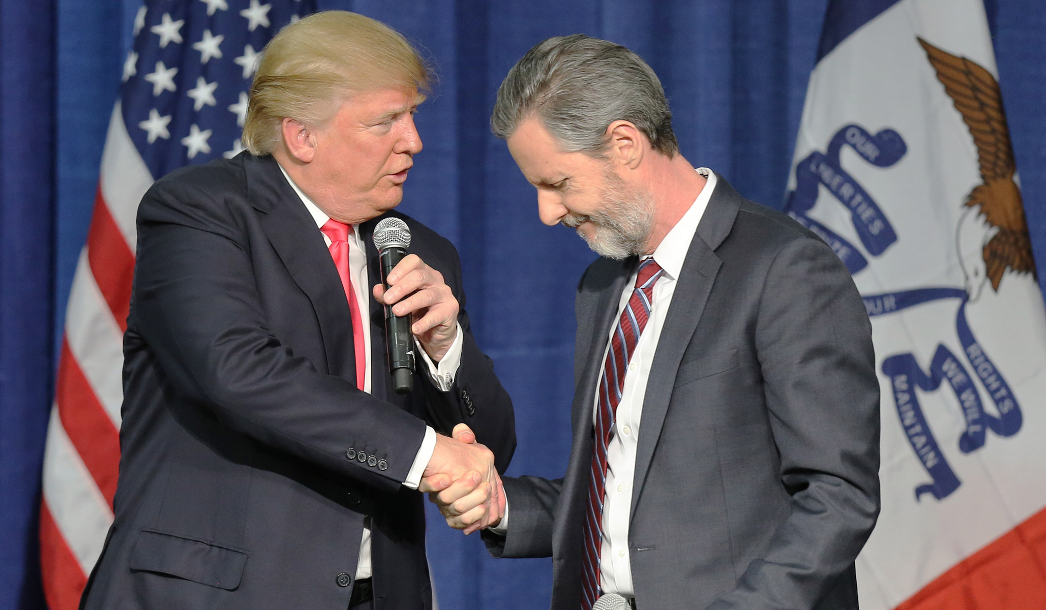 Jerry Falwell Jr. Shows How the Advance of Christendom Can Harm Christianity