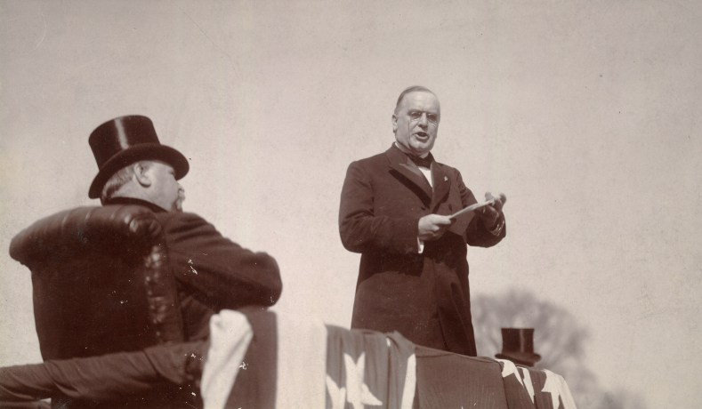 President Mckinley Architect Of The American Century National