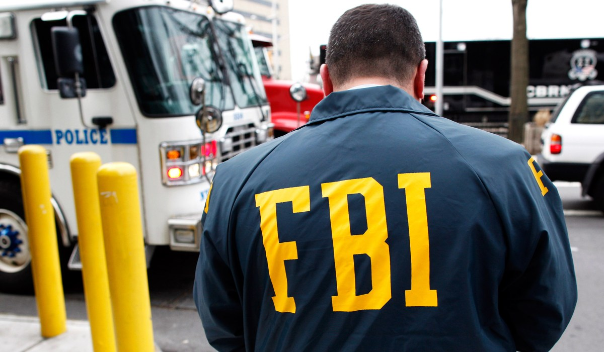 FBI Says Texas Navy Base Shooting 'Terrorism-Related'   National Review