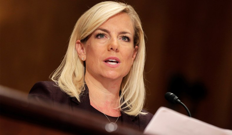 Corner Exhibition Stands Election : Dhs secretary: midterms will be most secure election ever