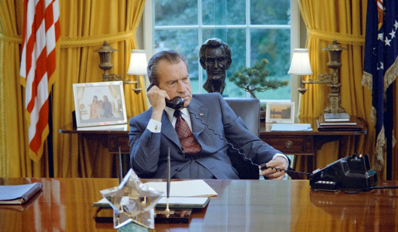 Richard Nixon (The Nixon Library and Museum) ...