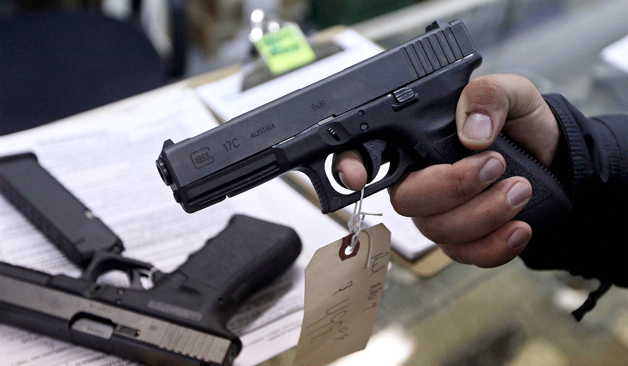 A Universal-Background-Check Law Would Not Violate the Second Amendment