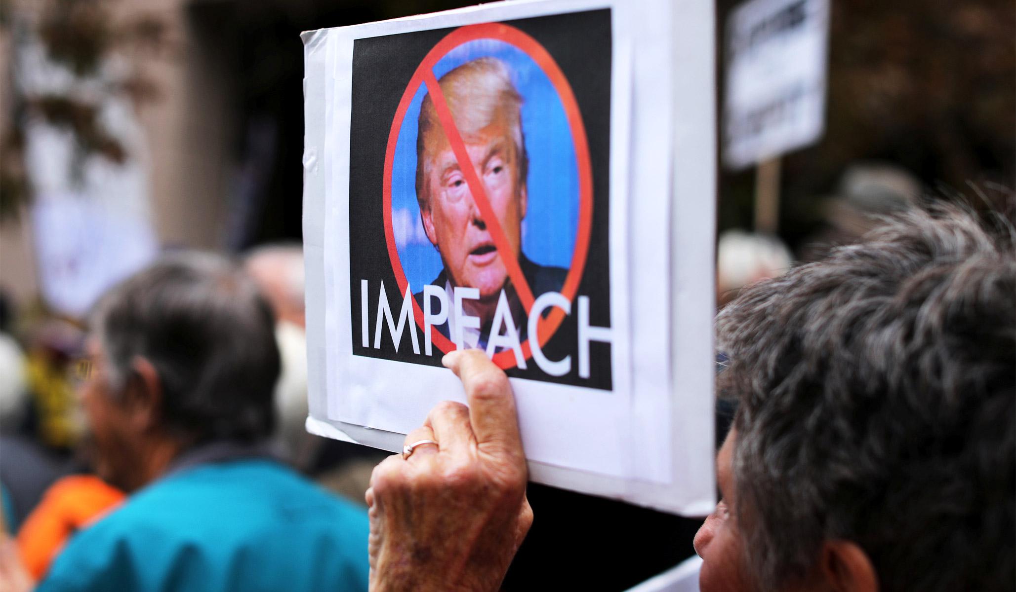 Not All Trump Critics Are Sold on Impeachment