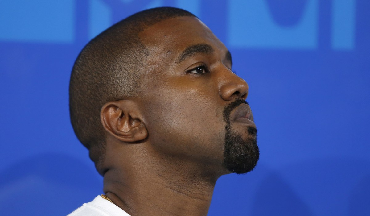 Kanye West�s Reactionary Turn Isn�t Just an Act