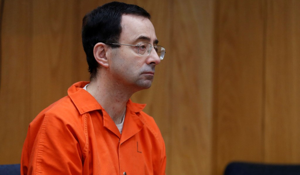 photo image Michigan State Reaches $500 Million Settlement With Nassar's Victims