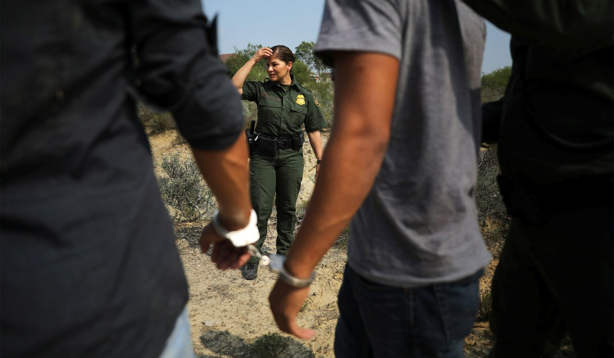 Illegal Immigration and 'Racial Equity' | National Review