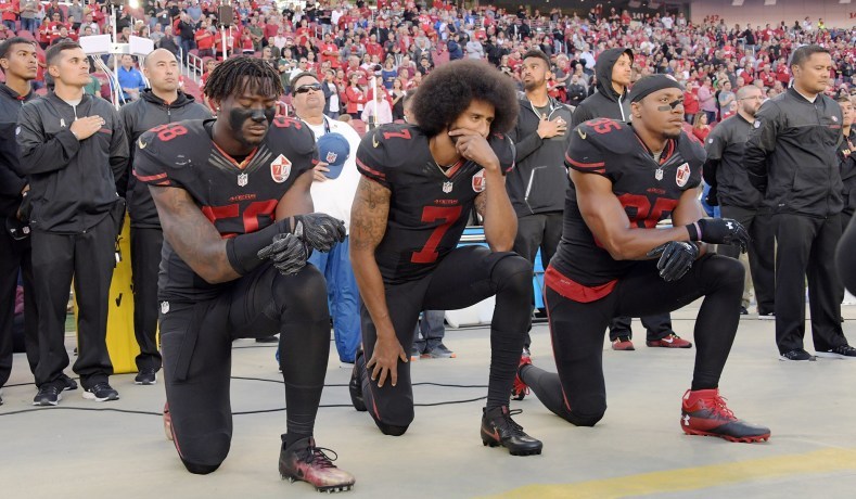 58f67c94d Colin Kaepernick s Controversial Nike Campaign
