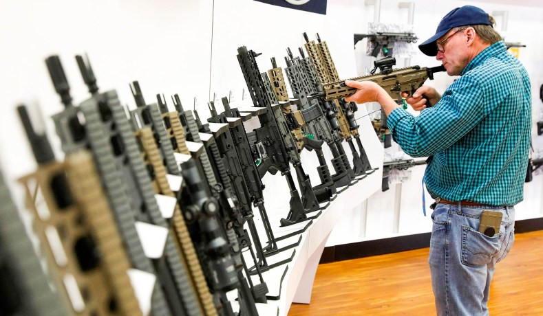 Poll: Majority of Republicans Supports 'Assault Weapons' Ban